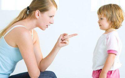 Wat maak ek as die kinders nie na my wil luister nie?